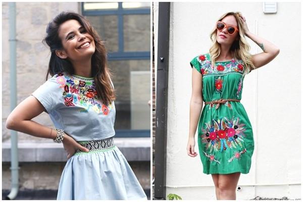 6 Outfits Mexicanos Para Celebrar El 15 De Septiembre