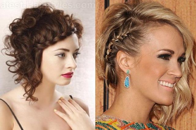 Estos Son 7 Peinados Rapidisimos Para Cabello Rizado Magazine De Moda - Fotos-peinados-de-moda
