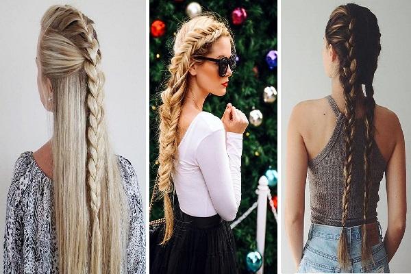 8 trenzas para cabello largo que te enamorarn - Trenzas Pelo Largo