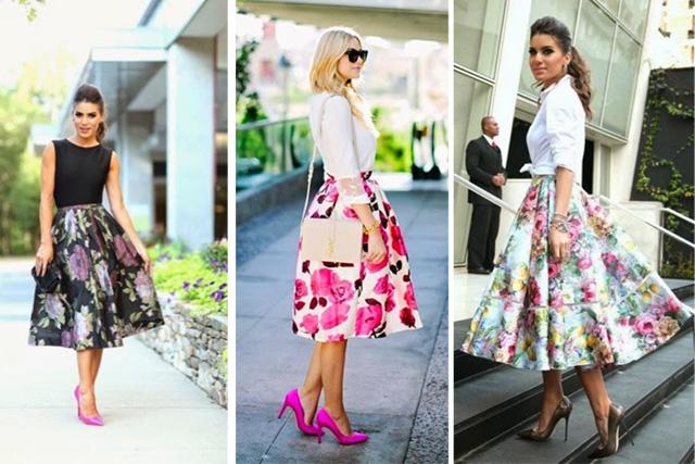 7 outfits con faldas para esta primavera 2017