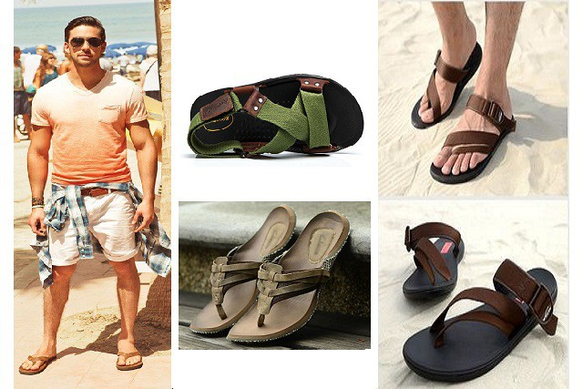 5 sandalias de primavera para hombre que necesitas tener - Magazine ... 458a5fd9af1