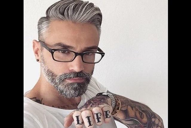 Color de cabello para hombres morenos 2017