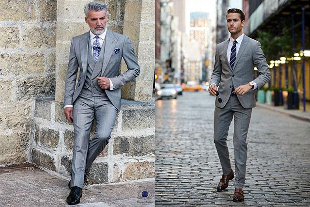 976f1e5354 Cómo combinar tu traje con tus zapatos y acertar siempre - Magazine ...