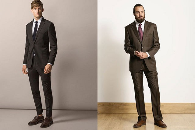 e0e77a4597 Cómo combinar tu traje con tus zapatos y acertar siempre - Magazine ...