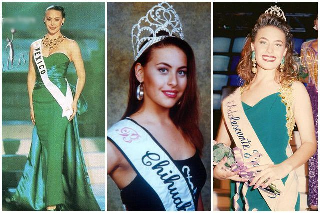 10 famosas que han ganado concursos de belleza - Magazine de moda