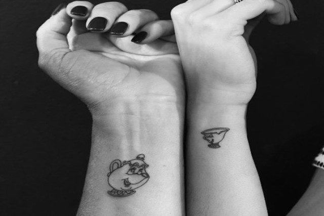 20 Tatuajes Para Mamás E Hijas Con Grandes Significados Magazine