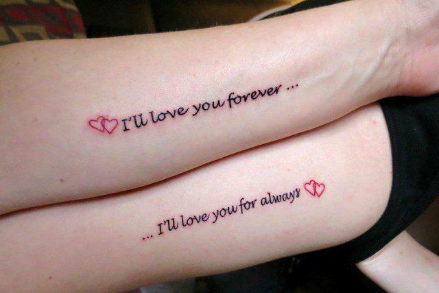 20 Tatuajes Para Mamas E Hijas Con Grandes Significados Magazine