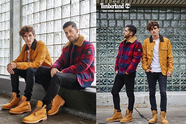 5 combinaciones cool para lucir tus Timberland este otoño