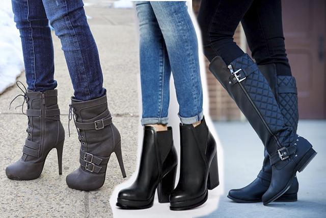 7dc1f8883c Dime tu estatura y te diré qué botas debes usar - Magazine de moda