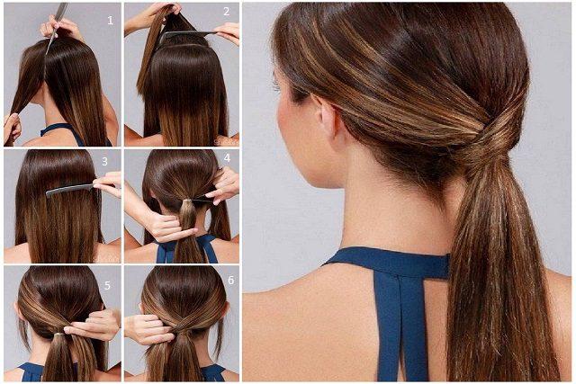 Oportunidades impresionantes peinados super faciles Imagen De Consejos De Color De Pelo - 10 peinados súper fáciles y lindos para que no se enrede ...