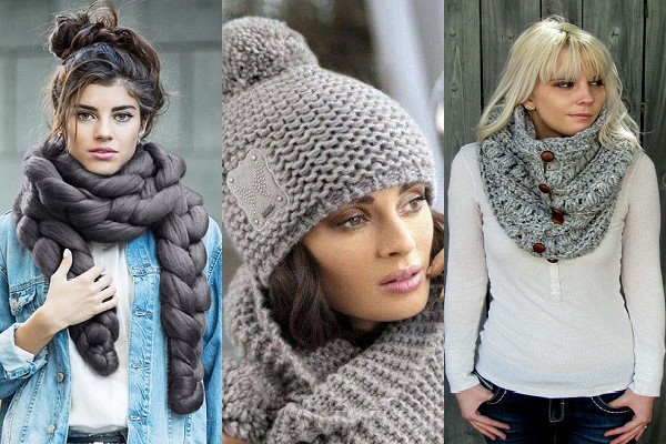 100% autentico 7e6b8 27584 11 tipos de bufandas que están de moda esta temporada