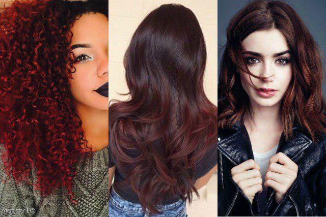extremo charla cabello rojo