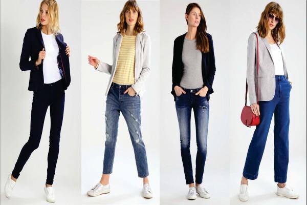 Estos Son 8 Blazers Bu00e1sicos Que Necesitas Esta Temporada - Magazine De Moda