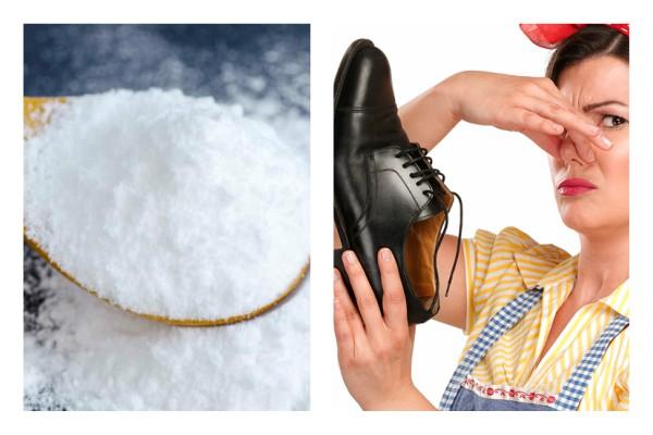 Remedios caseros para el mal olor de los zapatos