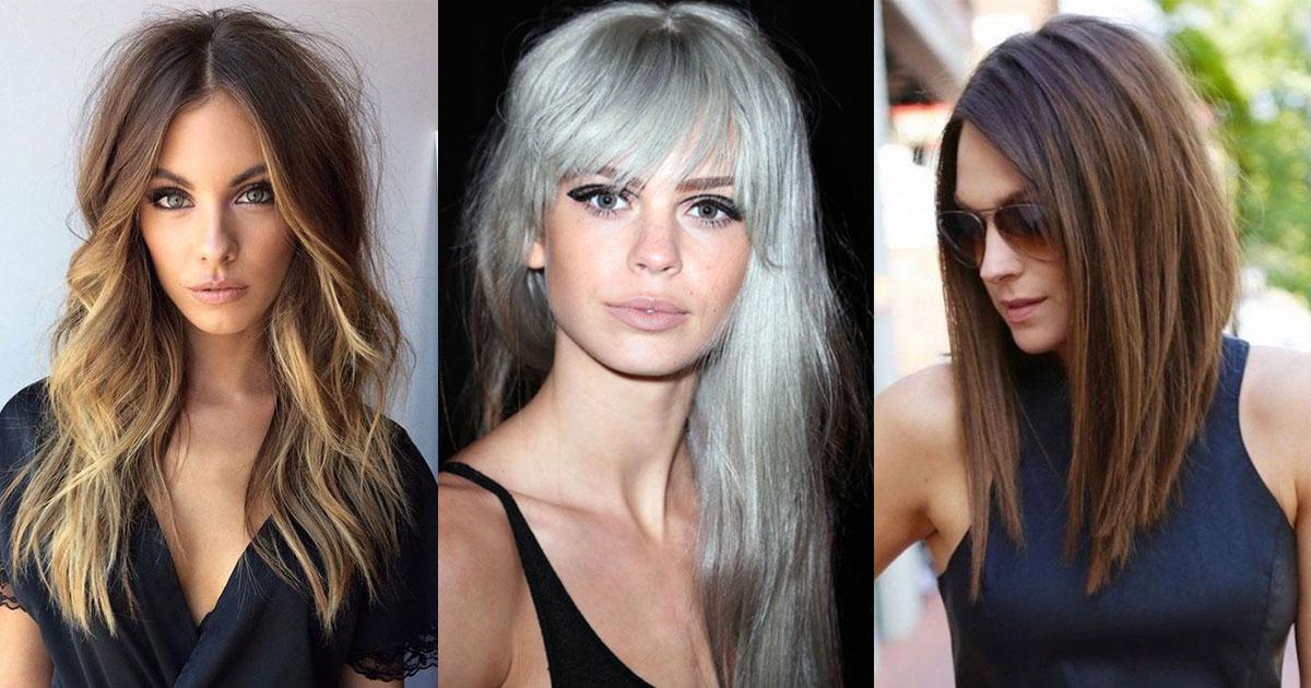 Cortes de cabello para mujeres rostro largo