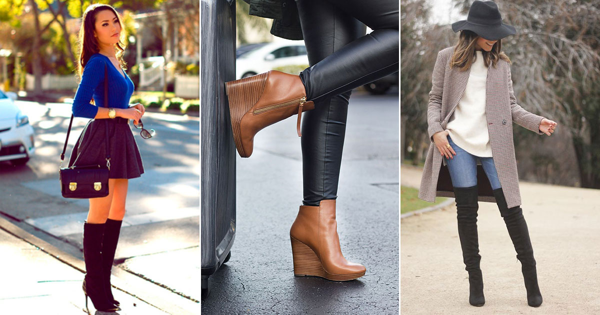 32971ba53d Dime tu estatura y te diré qué botas debes usar - Magazine de moda