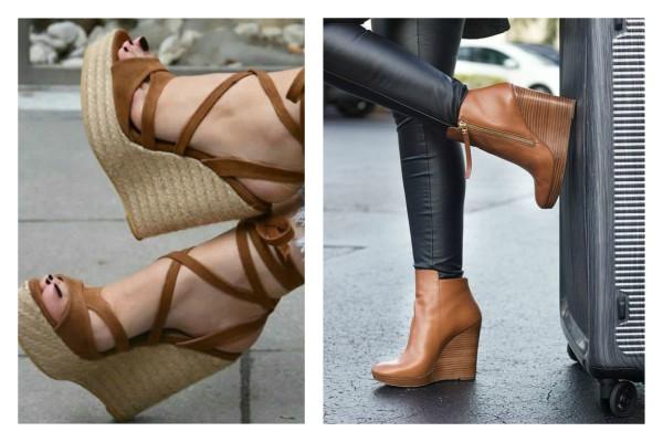 e4960ab39 5 zapatos lindos que te ayudarán a lucir pompis más grandes