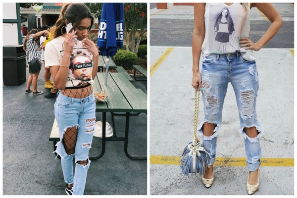 5 Outfits Lindos Para Usar Jeans Esta Temporada