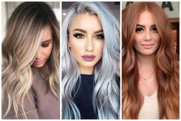 Tintes de cabello de moda 2020